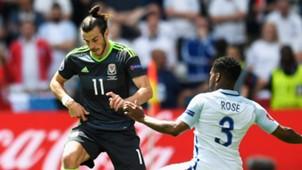 Gareth Bale, Wales, Danny Rose, England