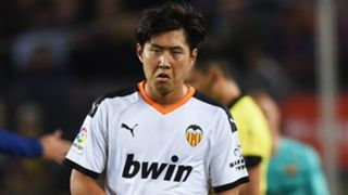 Lee Kang-in Valencia 2019-20
