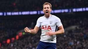 Harry Kane Tottenham Everton
