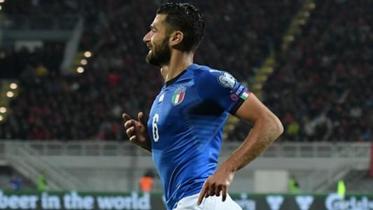 Antonio Candreva Italy Albania
