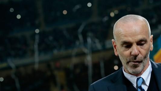 Stefano Pioli Inter coach