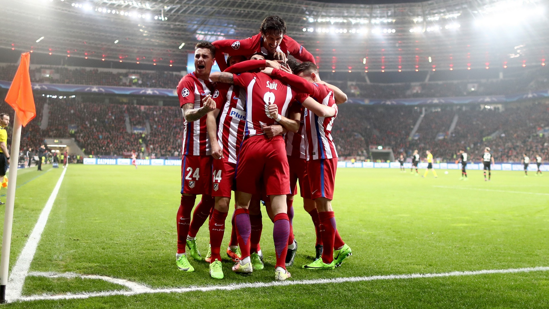 Atletico Madrid UCL 2017