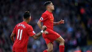 Philippe Coutinho Liverpool Crystal Palace