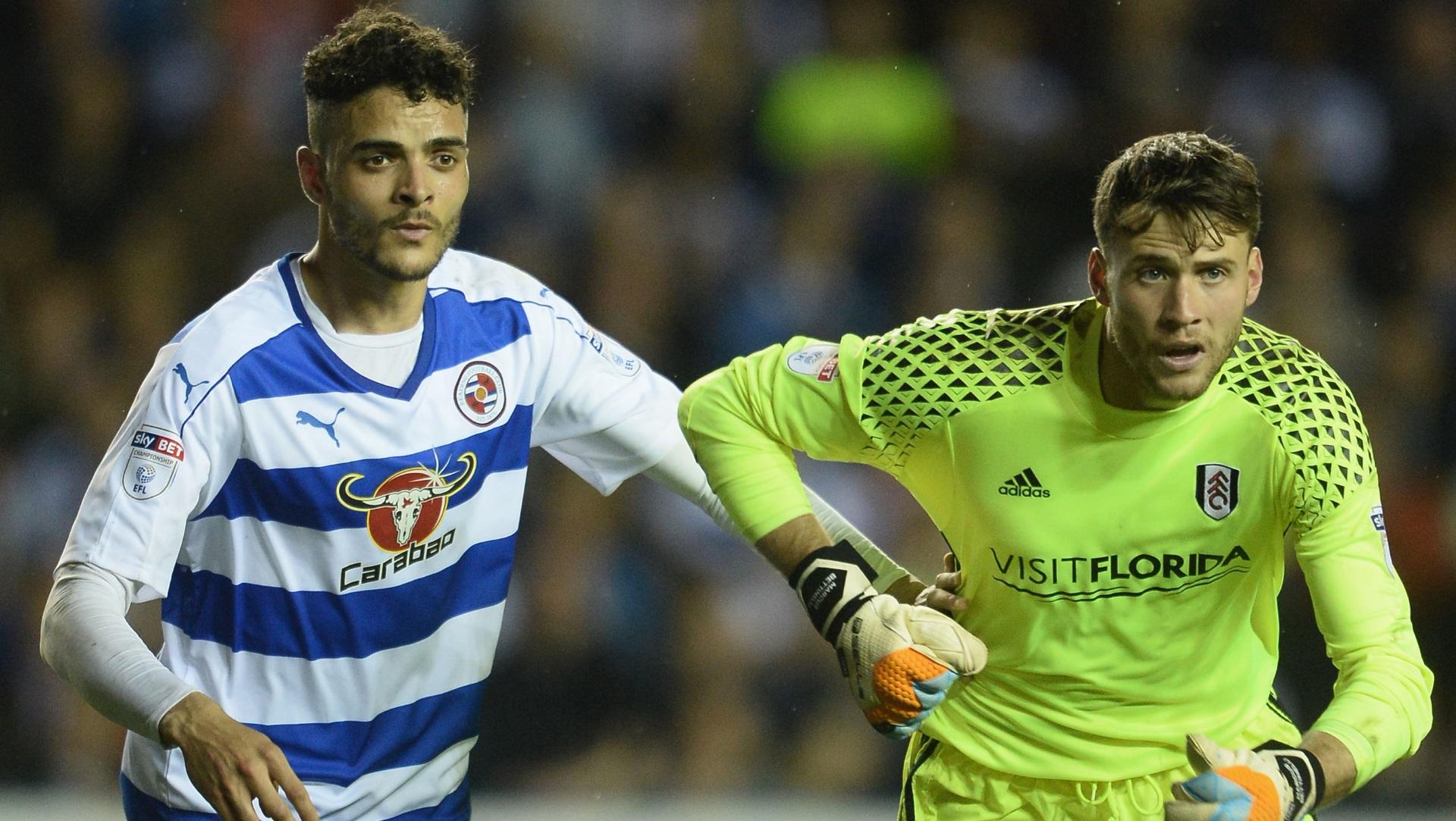 Tiago Ilori of Reading & Fulham's Marcus Bettinelli.jpg