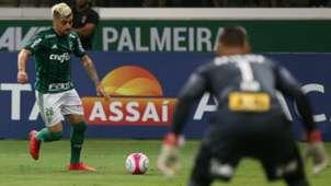 Victor Luis - Palmeiras x São Paulo - 8/03/2018