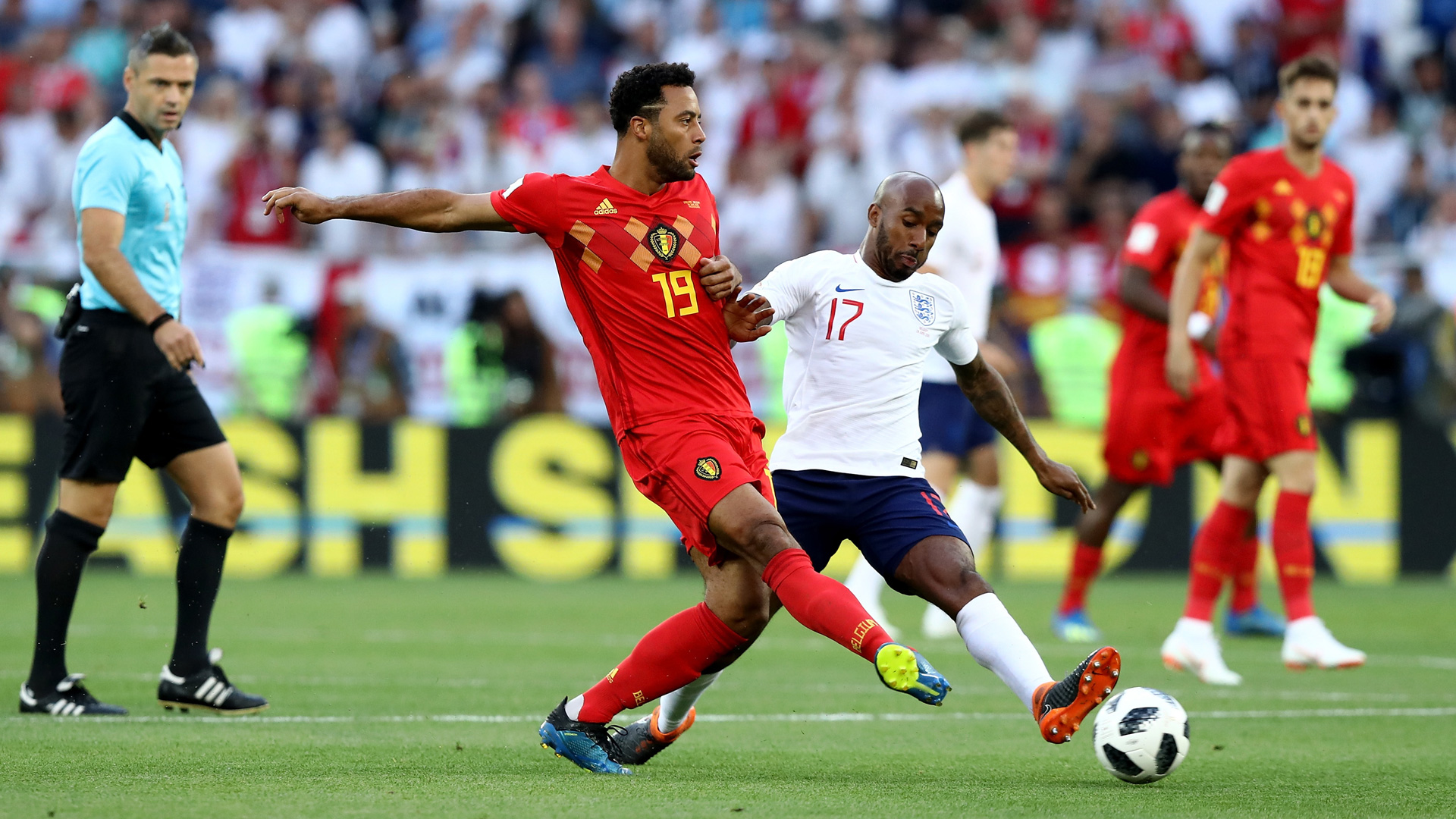 England Belgien WM 28062018