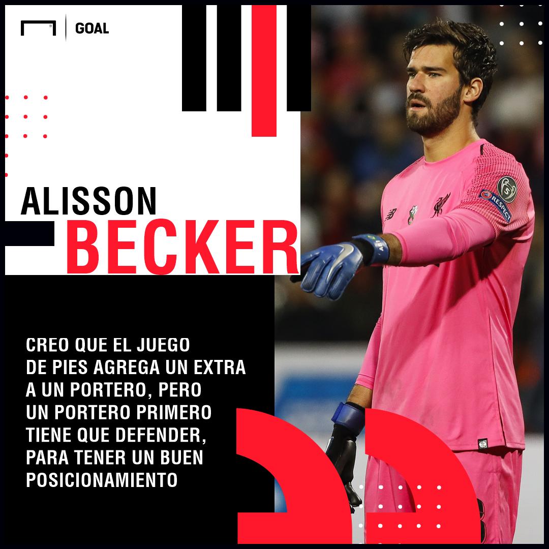 PS Alisson Becker ESP
