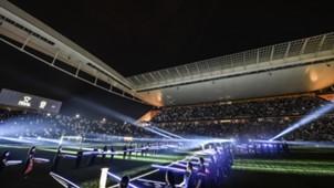 Festa pré-jogo Arena Corinthians Cruzeiro Copa do Brasil 17102018