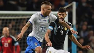 Ciro Immobile Argentina Italy