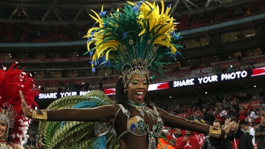 England Brazil Friendly 14112017