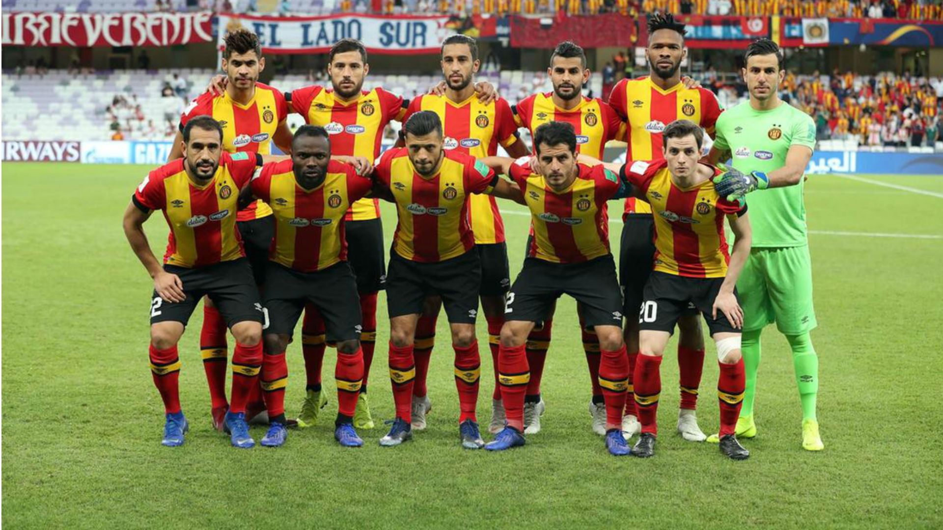 Esperance win the CAF Champions League title after final abandoned over VAR