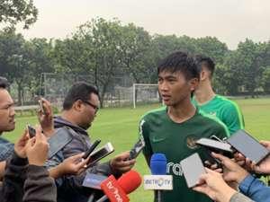 Jayus Hariono - Timnas Indonesia U-22