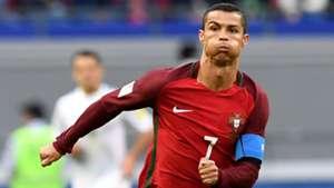 cristiano ronaldo portugal confed cup 2017
