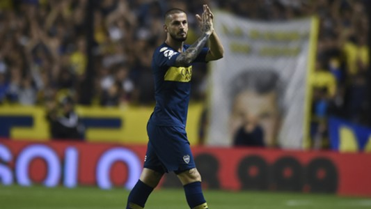 Benedetto Boca Juniors Tigre Superliga 03112018