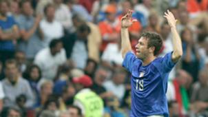 Euro 2004 Italy Sweden Cassano