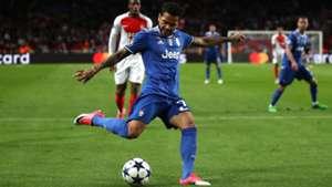 Dani Alves Monaco Juve Champions League