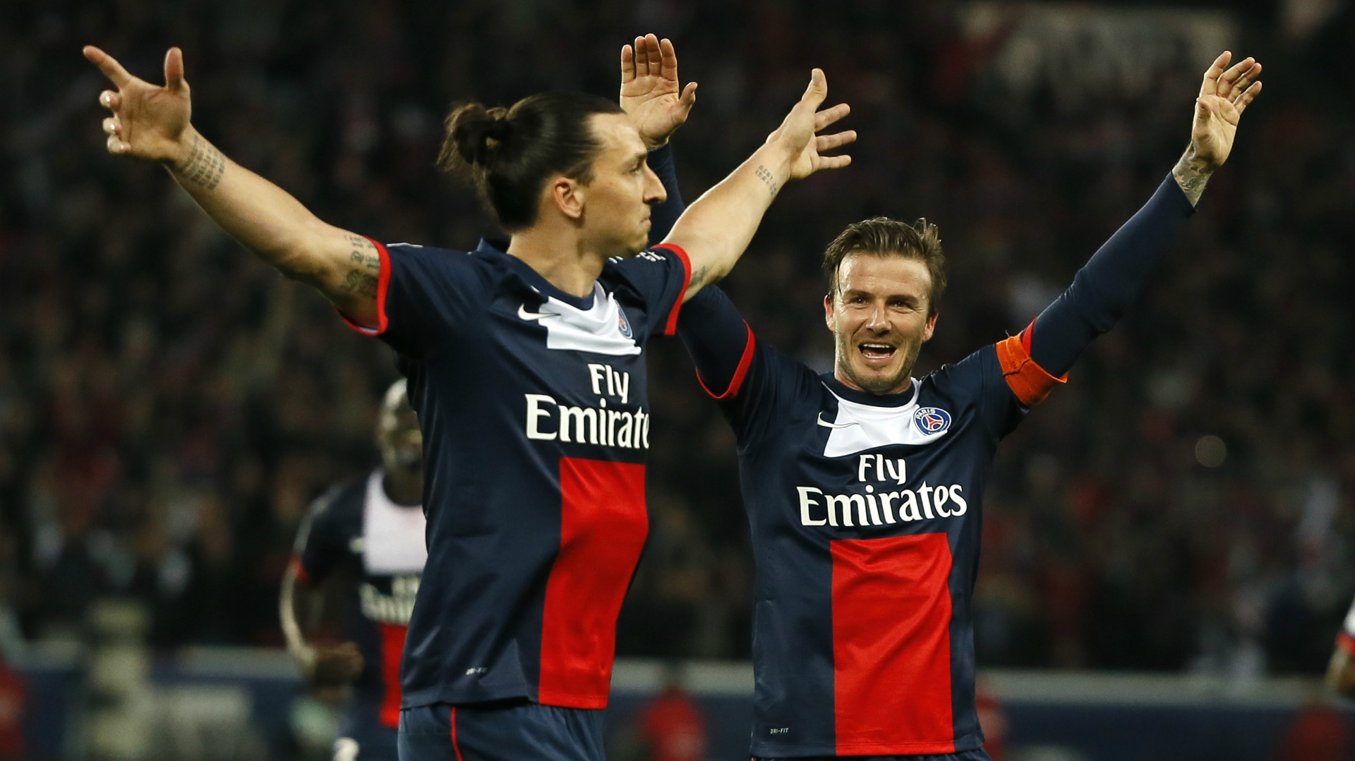 zlatan ibrahimovic david beckham psg zhr7s283h1zz1v61jbl5njnao - ROUND-UP of 30/1/2018 TRANSFER NEWS, DONE DEALS AND RUMOURS