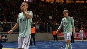Franck Ribery FC Bayern Hertha BSC 29092018
