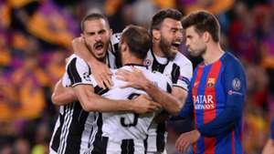 Juventus BBC Barcelona