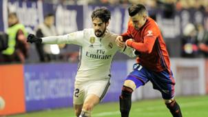 Alejandro Berenguer Isco Osasuna Real Madrid