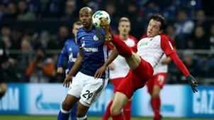 Schalke 04 FC Augsburg Bundesliga 13122017