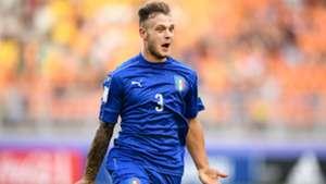 Federico Dimarco Italy U20