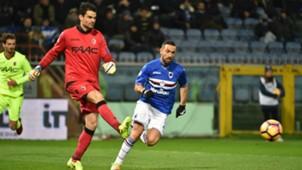 Angelo Da Costa Sampdoria Bologna Serie A 12022017