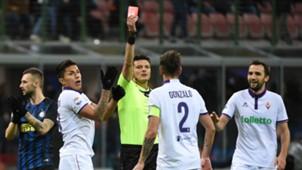 Gonzalo Rodriguez Inter Fiorentina Serie A