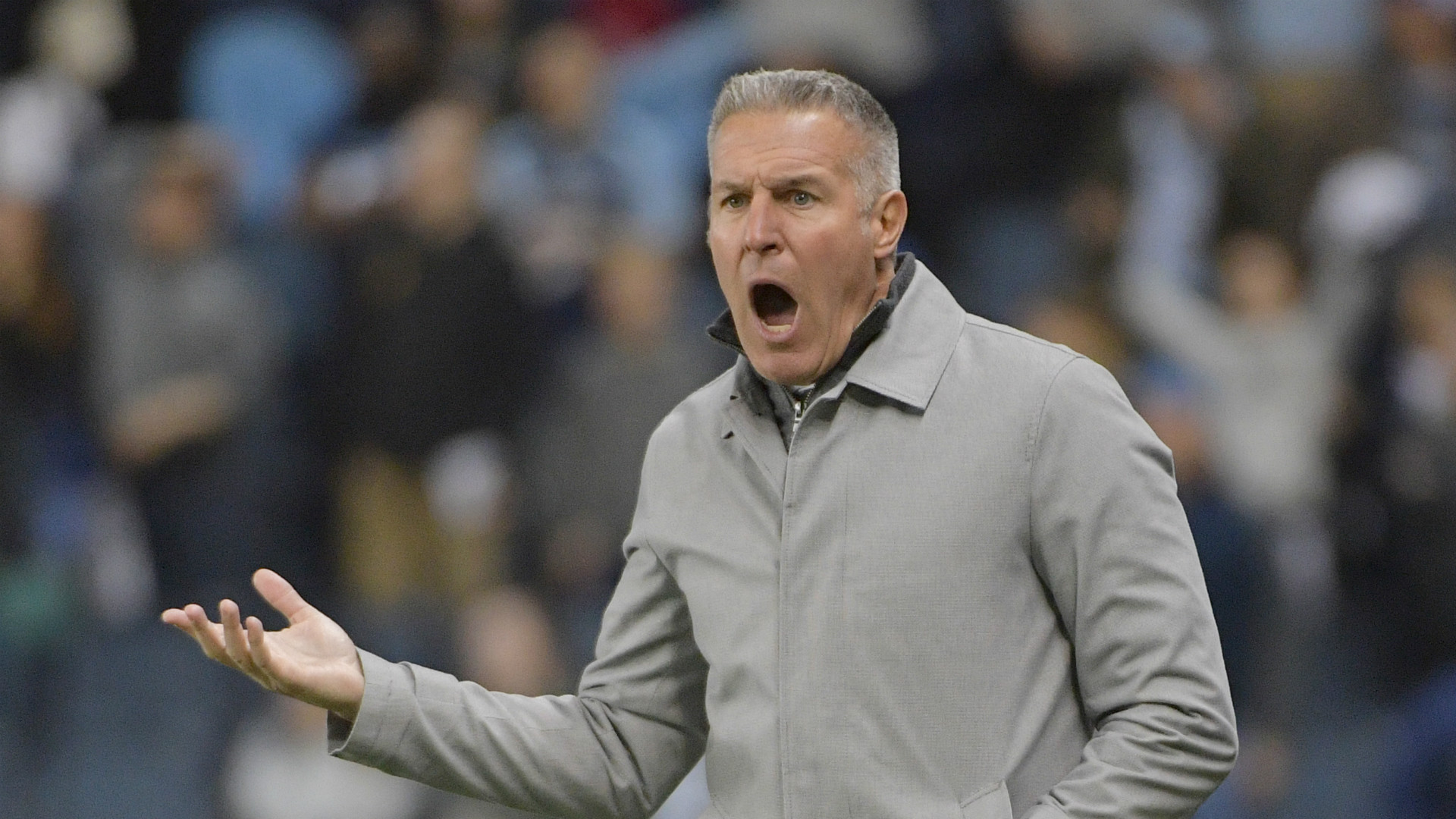 Peter Vermes MLS Sporting KC 03052018