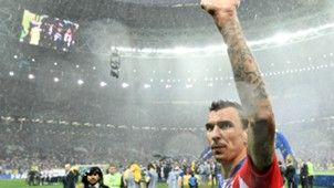 croatia france - mario mandzukic - world cup final - 15072018