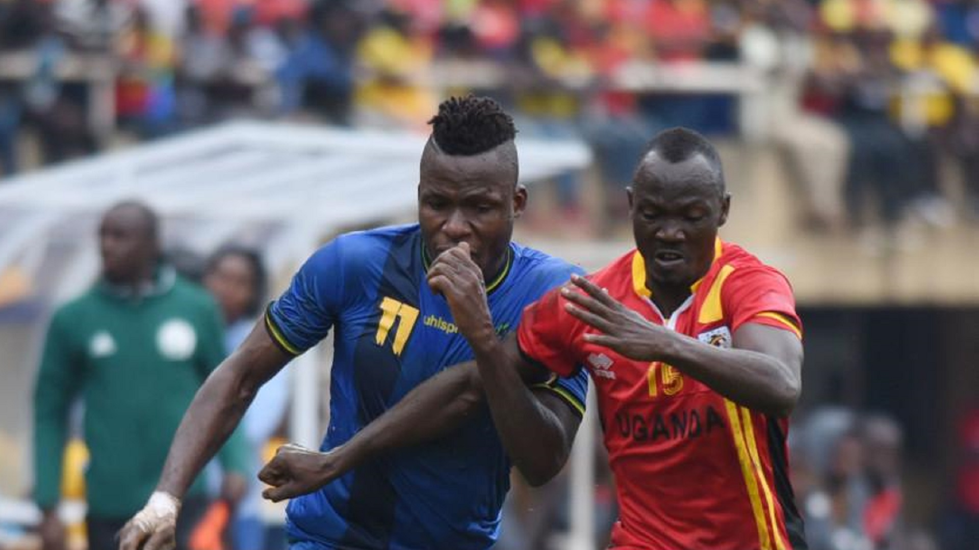 Uganda v Tanzania Match Report, 08/09/2018, Africa Cup of