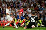 Diego Costa Real Madrid Atletico Madrid La Liga Santander 29092018