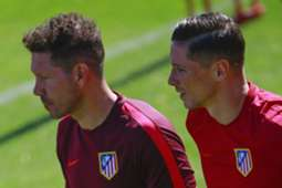 Simeone Torres Atletico Madrid