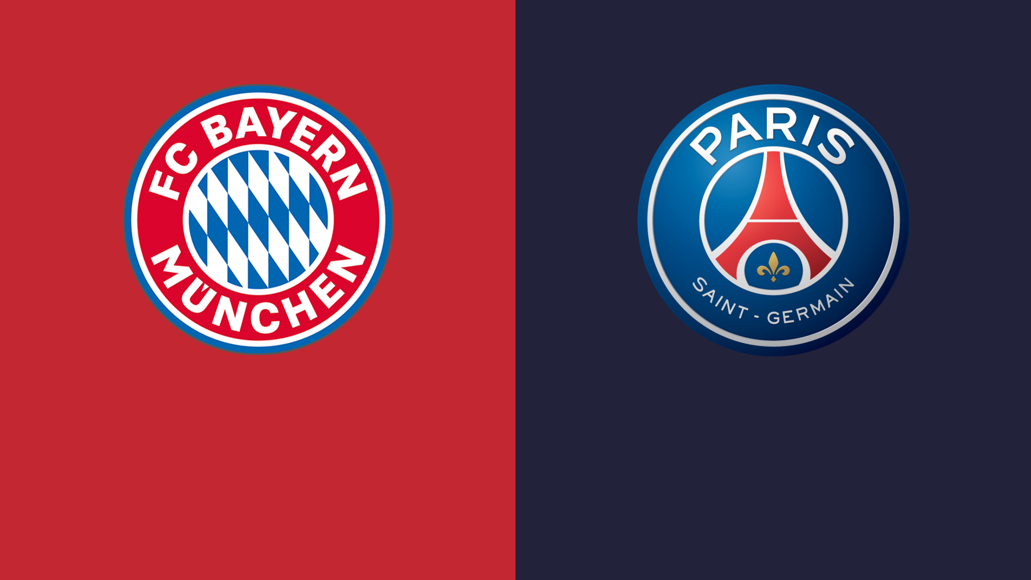 FC Bayern München PSG ICC GFX