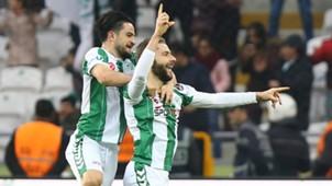 Nejc Skubic Konyaspor