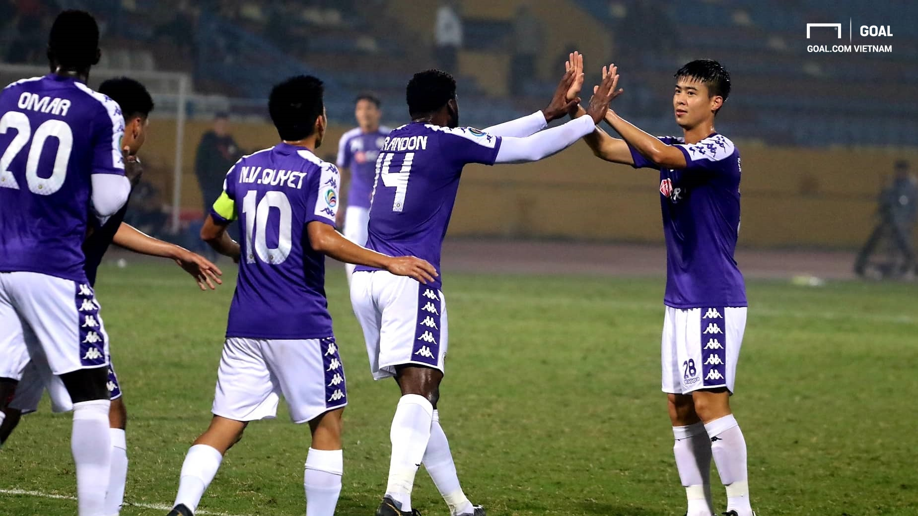 Do Duy Manh Ha Noi FC Nagaworld AFC Champions League 2019