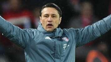 Niko Kovac Bayern Munich 2018-19