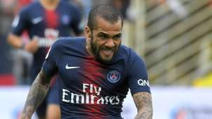 Dani Alves PSG Paris Saint-Germain 2018-19