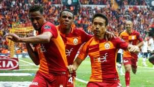 Fernando Reges Garry Rodrigues Yuto Nagatomo Galatasaray 4292018