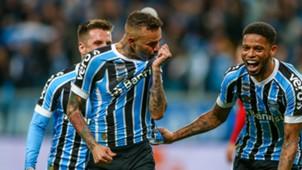 Luan Andre Ribeiro Ramiro Gremio Flamengo Copa do Brasil 01082018