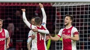 Hakim Ziyech, Ajax - NAC, Eredivisie 02042018