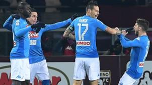Hamsik Torino Napoli Serie A