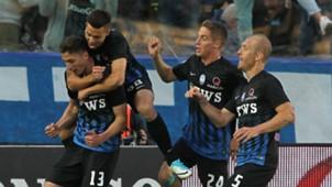 Mattia Caldara, Marco D'Alessandro, Atalanta, Serie A, 04222017
