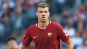 Edin Dzeko Roma Genoa Serie A 05282017