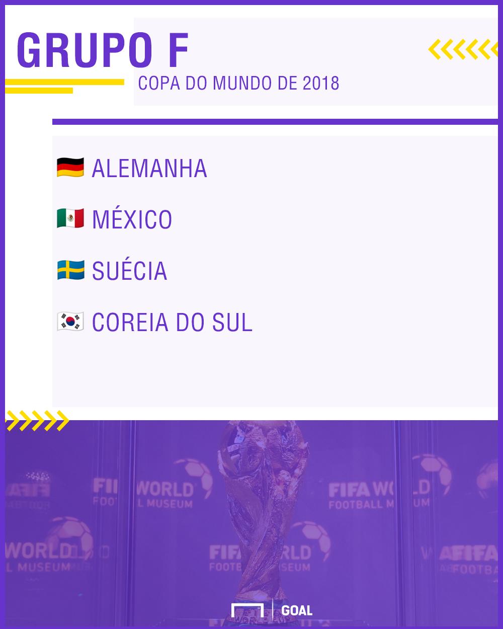 Sorteio torna possível final Brasil x Alemanha