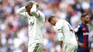 Mariano Diaz Real Madrid Levante LaLiga 201018