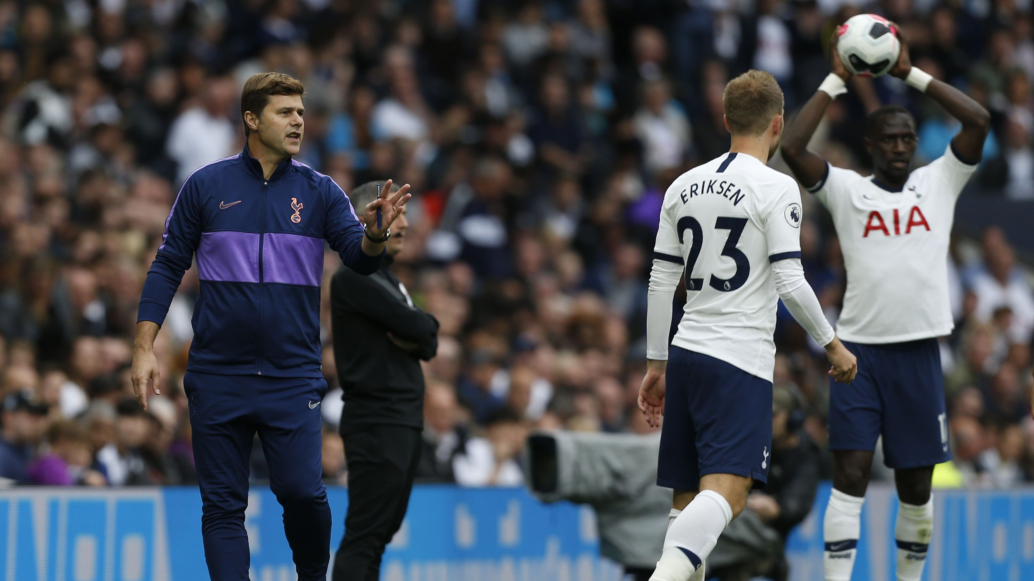 Pochettino reveals Tottenham players' dinner invite as exit rumours denied
