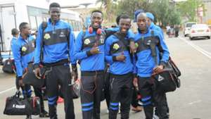 Kariobangi Sharks departs for Djibouti.
