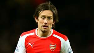 Thomas Rosicky Arsenal