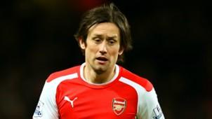 Thomas Rosicky Arsenal